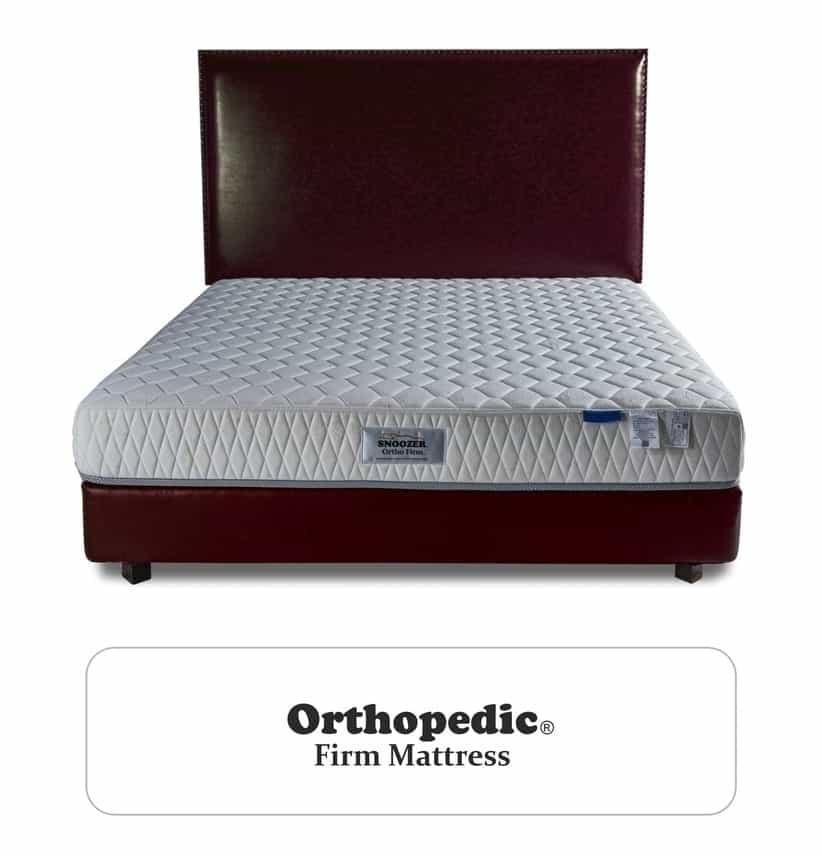 Orthopedic Firm Mattress