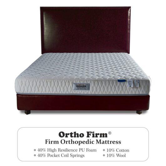 Firm Orthopedic Mattress