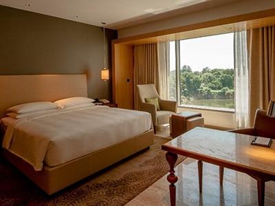 Park Hyatt Hotel Room Chennai