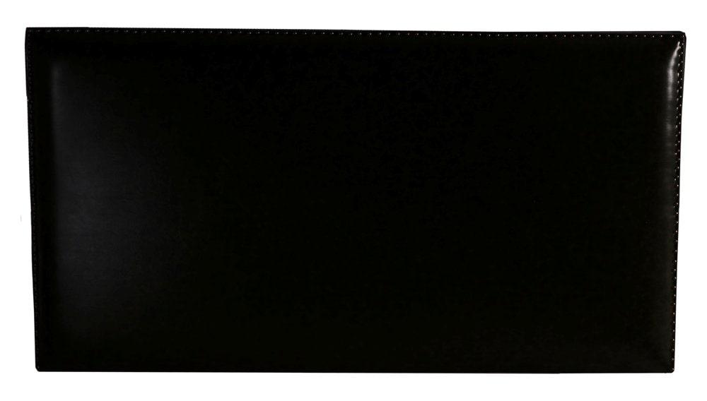 Pinned Black Headboard