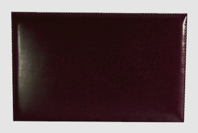 Frameless Plain Brown Headboard