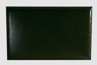 Frameless Plain Green Headboard
